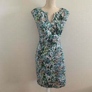 Adrianna Papell Dresses   Adrianna Papell Watercolor ...